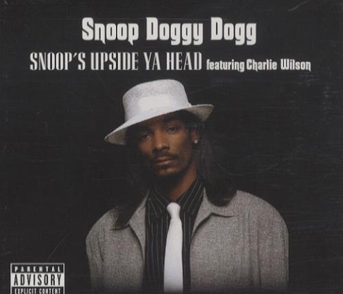 "Snoop Doggy Dogg Snoop's Upside Ya Head CD single (CD5 / 5"") UK SDDC5SN183053"