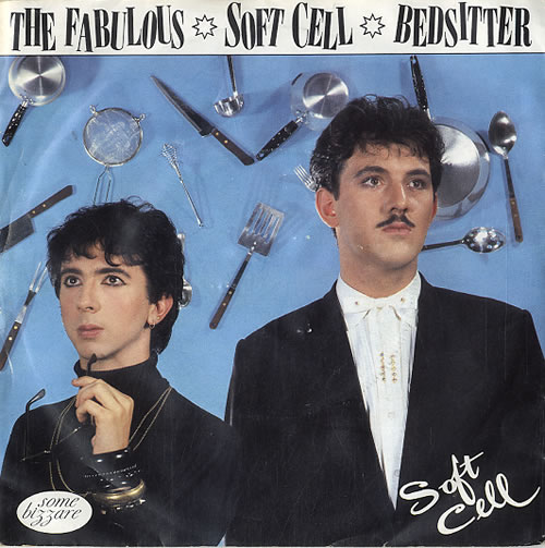 """Soft Cell Bedsitter 7"""" vinyl single (7 inch record) French SOF07BE92677"""