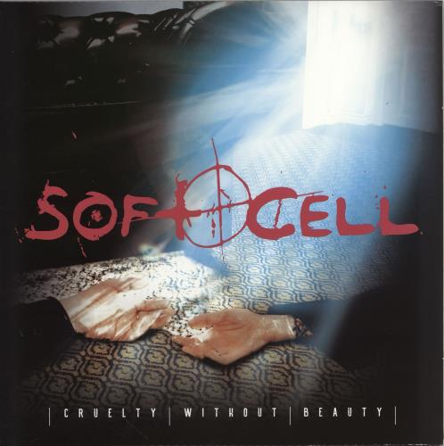 Soft Cell Cruelty Without Beauty - Pink Vinyl 2-LP vinyl record set (Double Album) UK SOF2LCR765324