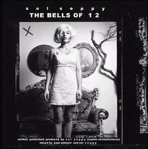 Sol Seppy The Bells Of 1 2 CD album (CDLP) UK SS9CDTH355471