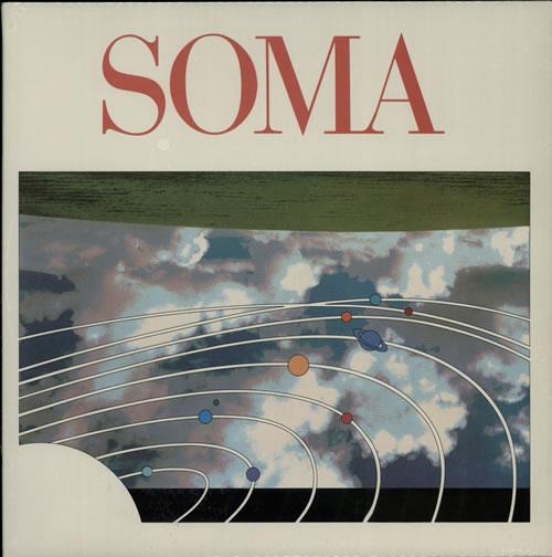 Soma Soma - White Vinyl - Sealed vinyl LP album (LP record) US V3ZLPSO585964
