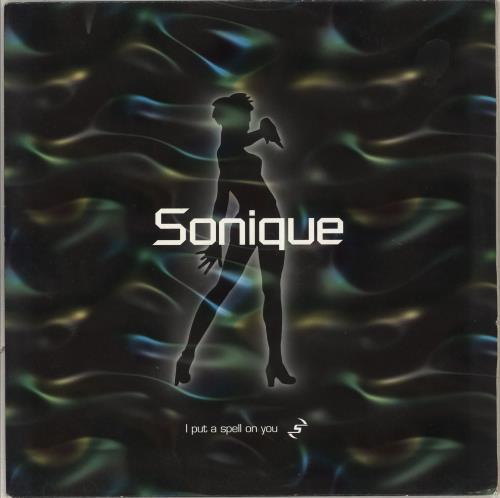 """Sonique I Put A Spell On You 12"""" vinyl single (12 inch record / Maxi-single) UK SNQ12IP712356"""