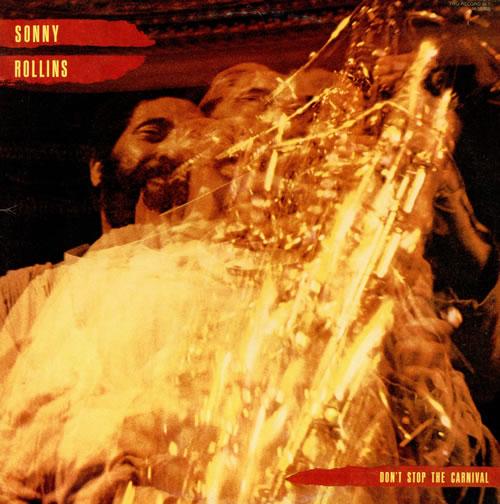 Sonny Rollins Don't Stop The Carnival 2-LP vinyl record set (Double Album) UK SOZ2LDO471758