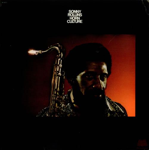 Sonny Rollins Horn Culture vinyl LP album (LP record) UK SOZLPHO532549