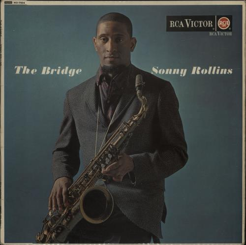 Sonny Rollins The Bridge vinyl LP album (LP record) UK SOZLPTH678266