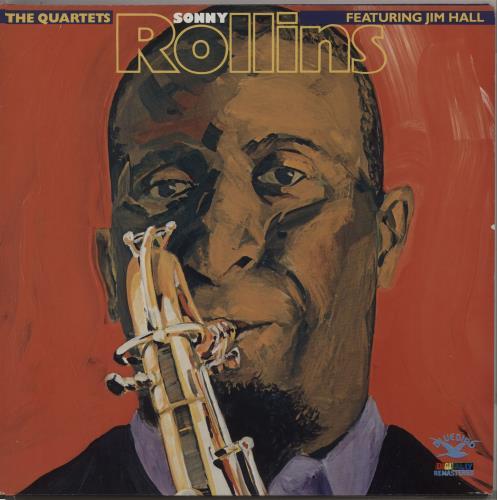 Sonny Rollins The Quartets 2-LP vinyl record set (Double Album) German SOZ2LTH669835