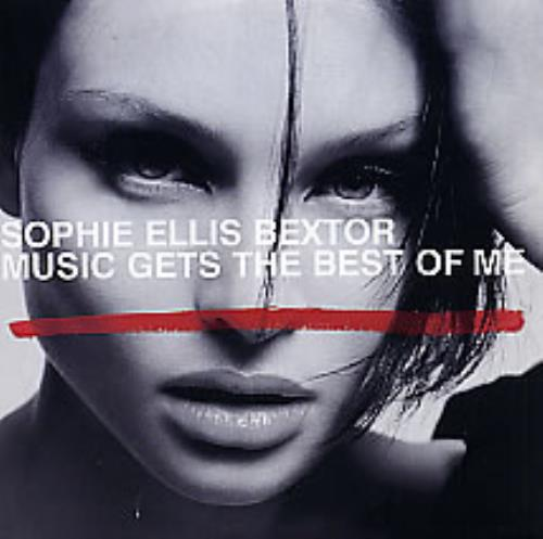 "Sophie Ellis Bextor Music Gets The Best Of Me CD single (CD5 / 5"") French SEBC5MU261785"