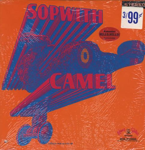 Sopwith Camel The Sopwith Camel vinyl LP album (LP record) US SOPLPTH381077