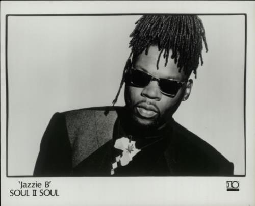 Soul II Soul 1990 Press Pack photograph UK STSPHPR590924