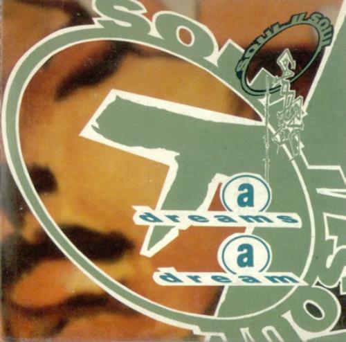 """Soul II Soul A Dream's A Dream 3"""" CD single (CD3) UK STSC3AD73401"""