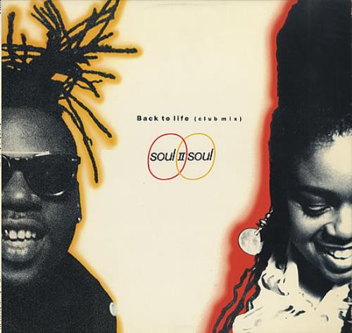 "Soul II Soul Back To Life 12"" vinyl single (12 inch record / Maxi-single) US STS12BA191927"