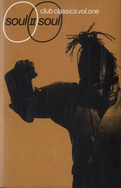 Soul II Soul Club Classics Vol. One / Vol II (1990 A New Decade) cassette album UK STSCLCL549755
