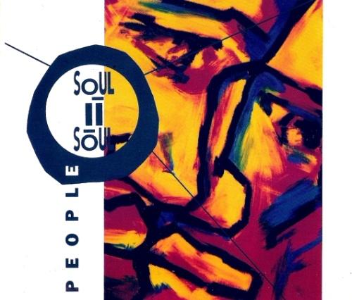 "Soul II Soul People CD single (CD5 / 5"") German STSC5PE119661"