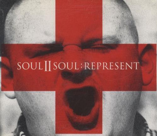 """Soul II Soul Represent CD single (CD5 / 5"""") UK STSC5RE175094"""
