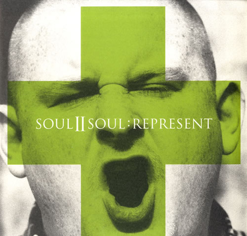 "Soul II Soul Represent 12"" vinyl single (12 inch record / Maxi-single) UK STS12RE551224"