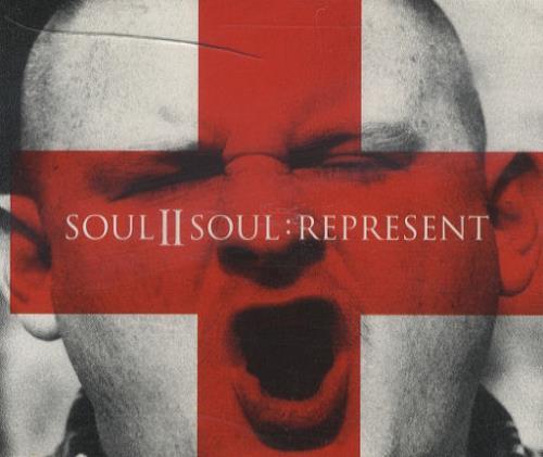 "Soul II Soul Represent CD single (CD5 / 5"") German STSC5RE92587"