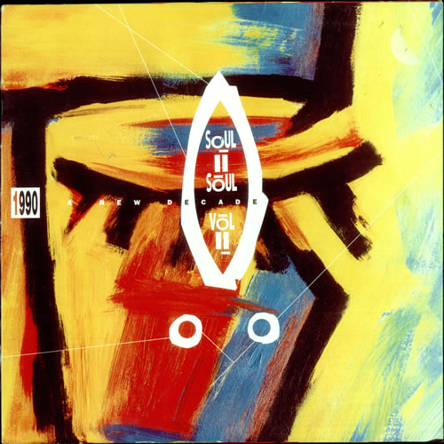 Soul II Soul Vol. II (1990 - A New Decade) vinyl LP album (LP record) UK STSLPVO513404