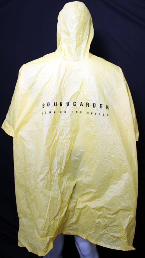 Soundgarden Down On The Upside memorabilia US SOUMMDO185646