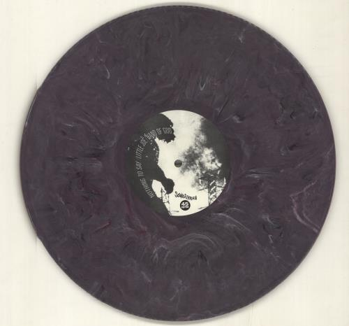 "Soundgarden Screaming Life EP - Marbled Purple Vinyl 12"" vinyl single (12 inch record / Maxi-single) US SOU12SC196975"
