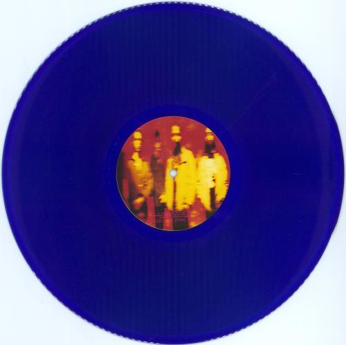 Soundgarden Superunknown Blue Vinyl Uk 2 Lp Vinyl Record