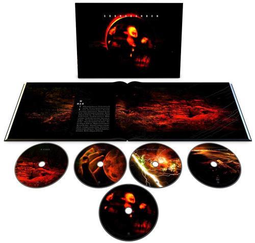 Soundgarden Superunknown - Super Deluxe Edition CD Album Box Set UK SOUDXSU605467