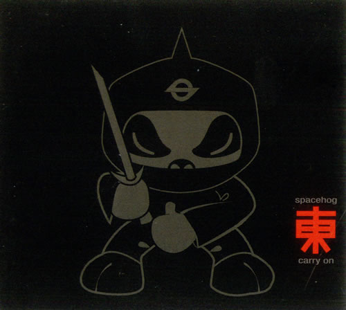 "Spacehog Carry On CD single (CD5 / 5"") UK PHGC5CA519937"
