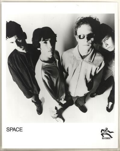 Space (90s) Publicity Photo photograph UK APSPHPU719581