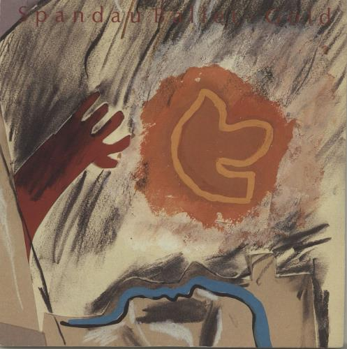 "Spandau Ballet Gold 7"" vinyl single (7 inch record) UK SPB07GO684383"