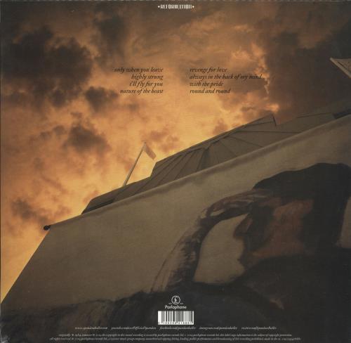 Spandau Ballet Parade - 180gram Vinyl - Sealed vinyl LP album (LP record) UK SPBLPPA732521
