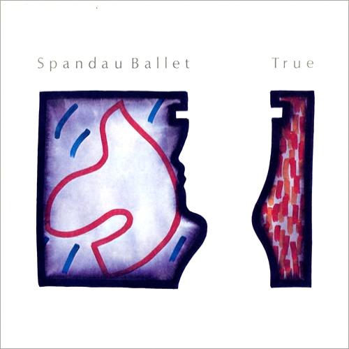 Spandau Ballet True vinyl LP album (LP record) UK SPBLPTR479111