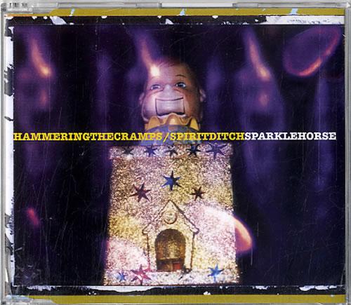 "Sparklehorse Hammering The Cramps CD single (CD5 / 5"") UK SKHC5HA629689"