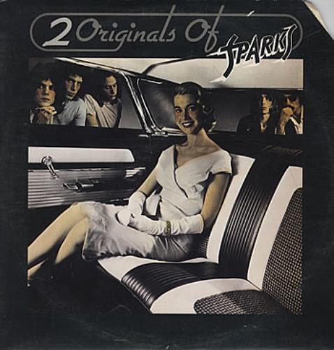 Sparks 2 Originals Of Sparks 2-LP vinyl record set (Double Album) US SPA2LOR324411