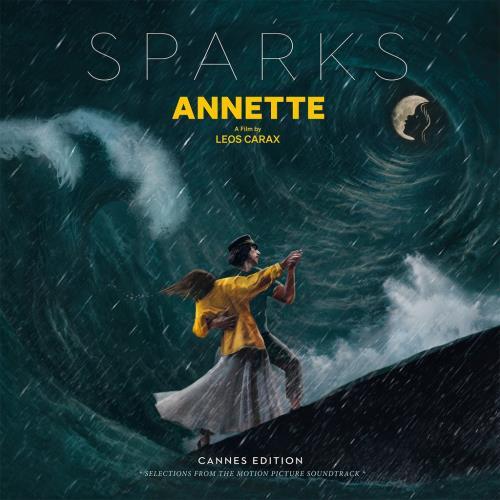 Sparks Annette : Cannes Edition - Green Vinyl - Sealed vinyl LP album (LP record) UK SPALPAN772007