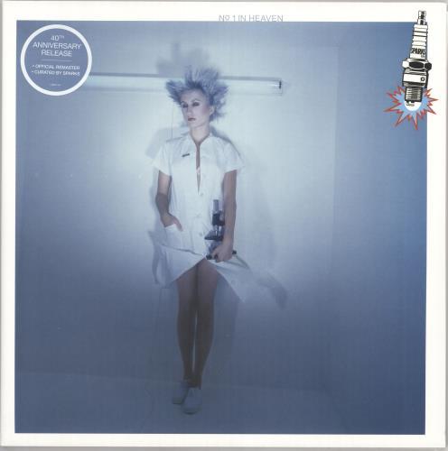 Sparks No.1 In Heaven: 40th Anniversary - Blue Vinyl - Sealed 2-LP vinyl record set (Double Album) UK SPA2LNO719756