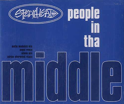 "Spearhead People In Tha Middle CD single (CD5 / 5"") Dutch S-HC5PE626962"
