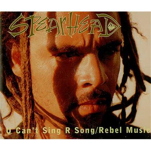 "Spearhead U Can't Sing R Song CD single (CD5 / 5"") UK S-HC5UC406708"