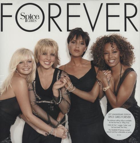 Spice Girls Forever - 180 Gram - Sealed vinyl LP album (LP record) UK PICLPFO756917