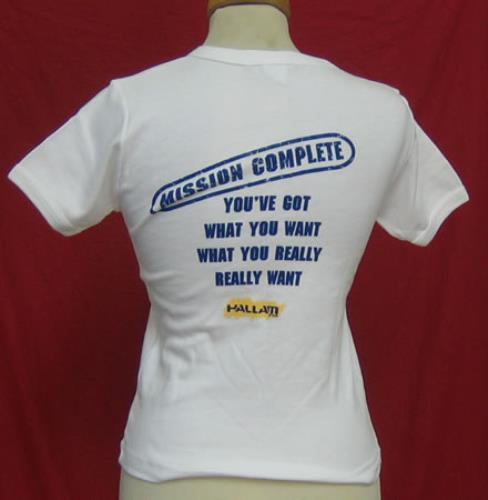 58ee9cf2b Spice Girls Operation Spice Girl t-shirt UK PICTSOP404341