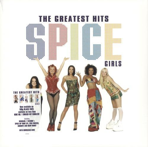Spice Girls The Greatest Hits - 180gm Vinyl - Sealed vinyl LP album (LP record) UK PICLPTH741366