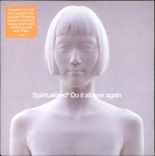 Spiritualized Do It All Over Again 2-CD single set (Double CD single) UK SPZ2SDO206464