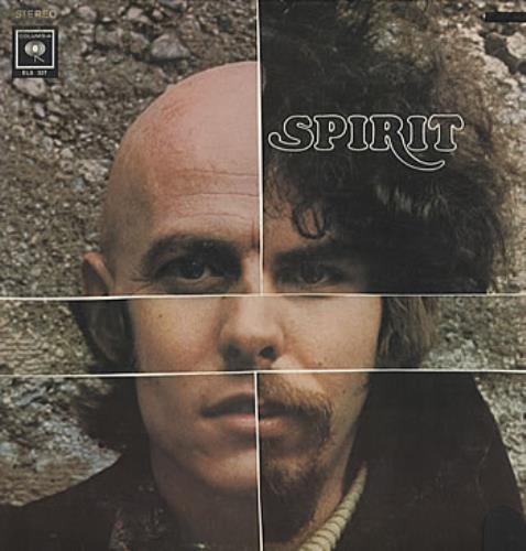 Spirit Spirit vinyl LP album (LP record) Canadian SRTLPSP324436