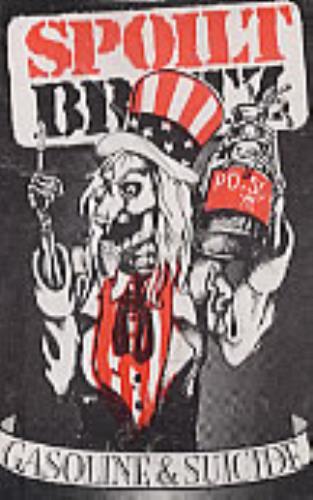 Spoilt Bratz Gasoline & Suicide cassette single UK ATZCMGA217270