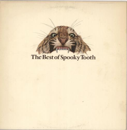 Spooky Tooth The Best Of Spooky Tooth Uk Vinyl Lp Album