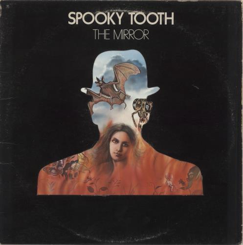 Spooky Tooth The Mirror vinyl LP album (LP record) US OOKLPTH439082