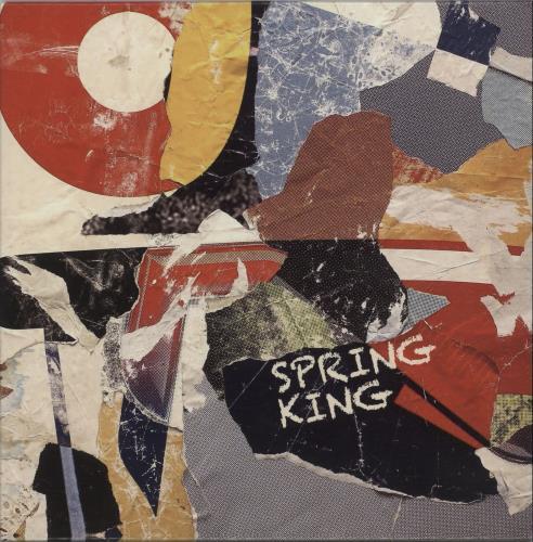"""Spring King Mumma 7"""" vinyl single (7 inch record) UK X1707MU658669"""