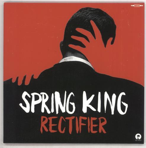 "Spring King Rectifier 7"" vinyl single (7 inch record) UK X1707RE658673"