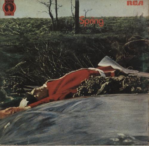 Spring Spring - EX vinyl LP album (LP record) UK SNGLPSP543864