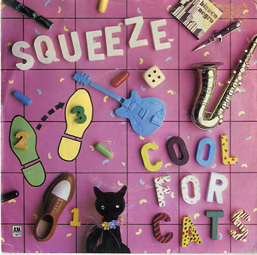Squeeze Cool For Cats P S Salmon Uk 7 Quot Vinyl Single 7