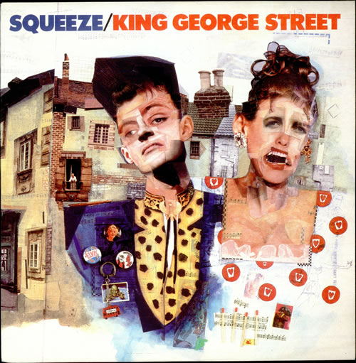 Squeeze King George Street Uk 12 Quot Vinyl Single 12 Inch