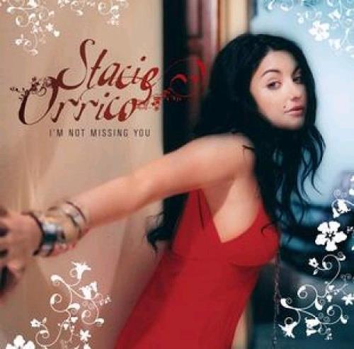 Stacie Orrico I'm Not Missing You 2-CD single set (Double CD single) UK SA-2SIM369607